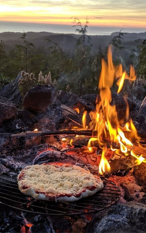 An Introduction to Campfire Cooking